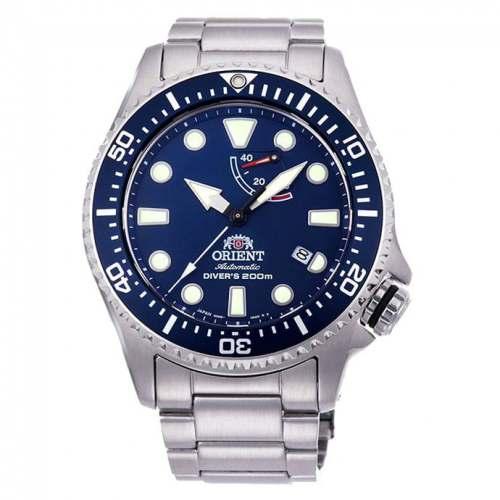 Relógio Orient RA-EL0002L00B TRITON Diver 200M Automático Azul