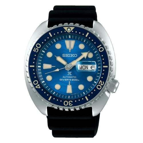 Novo Seiko King Turtle SRPE07K1 Diver Automático Save The Ocean 200M