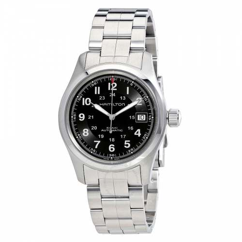 Relógio Hamilton Khaki Field H70455133  Automático 38mm Calibre H-10
