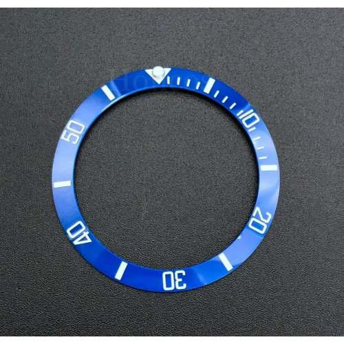 Insert Bezel Cerâmica Azul - Simple Diver HONCOS - Seiko SKX007 009 e Seiko 5 Sports