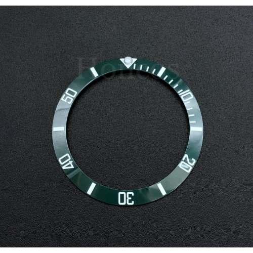 Insert Bezel Cerâmica Verde - Simple Diver HONCOS - Seiko SKX007 009 e Seiko 5 Sports