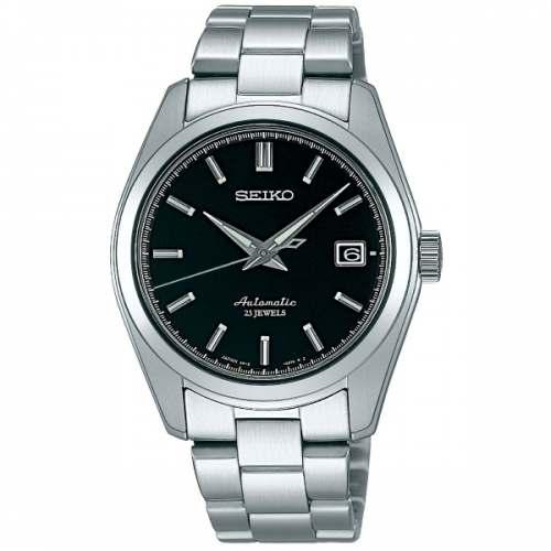 Relógio Seiko SARB033 President Automático Masculino + Safira Pulseira de Aço
