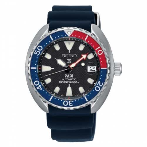 Relógio Seiko SRPC41K1 Baby Turtle PADI Automático Diver Edição Especial