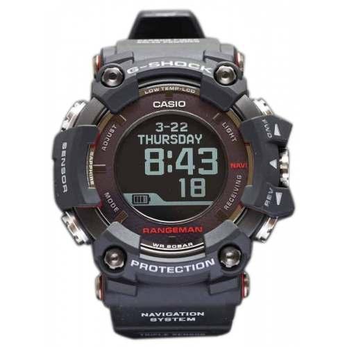 Casio  G-SHOCK Rangeman GPR-B1000-1JR  Solar GPS 200M