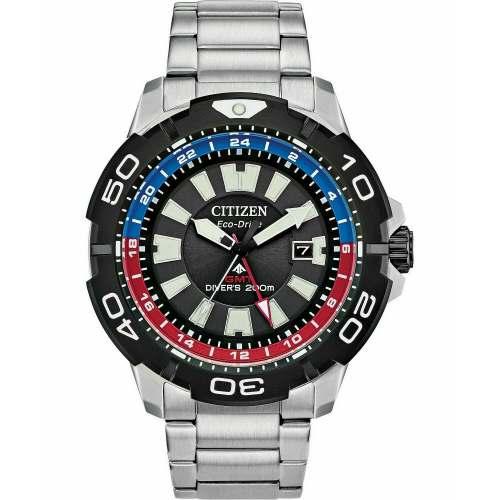 Novo Citizen Aqualand Promaster GMT BJ7128-59E - Diver 200M