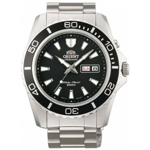 Relógio Automático Orient Mako XL FEM75001BR Diver 200M