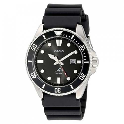 Relógio Casio DURO MDV106-1A Marlin 200M - O Relógio do Bill Gates
