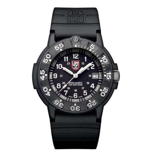 Relógio Luminox Navy Seal 3001 Colormark Caixa 43mm CARBONOX