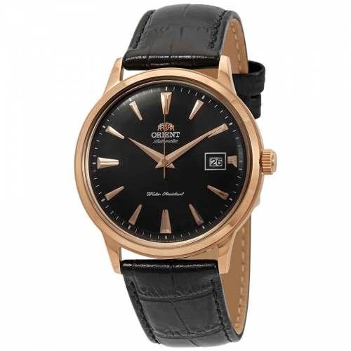 Relógio Orient Bambino FAC00001B 2º geração estilo Ouro Rosê Automático