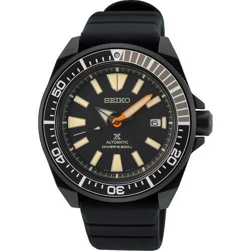 Relógio Seiko SRPH11K1 Samurai Black Series 2021 - Limited Edtion - Automático Diver