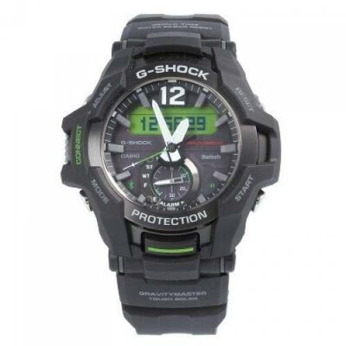 Relógio Casio G-Shock GR-B100-1A3JF GRAVITYMASTER Bluetooth Solar