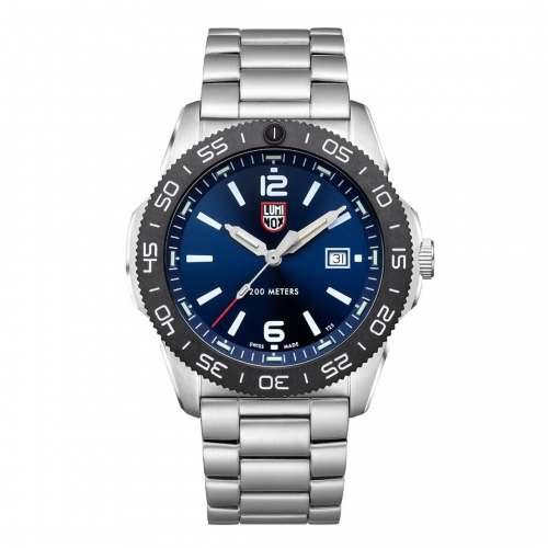 Relógio Luminox Tritium Pacific Diver Blue 3123 - SEA SERIES