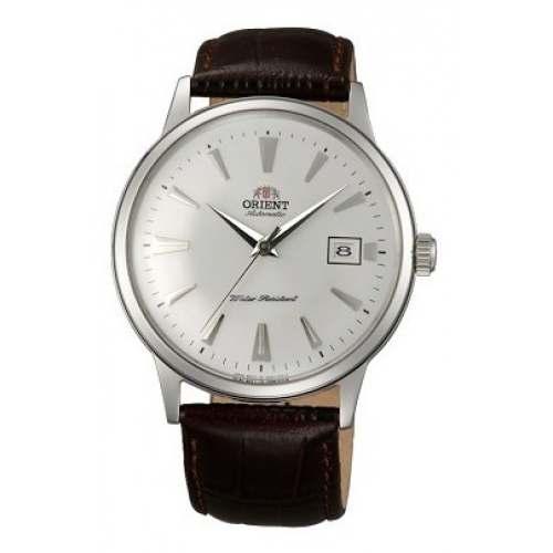 Relógio Orient Bambino FAC00005W0 Automático Clássico Mostrador Branco
