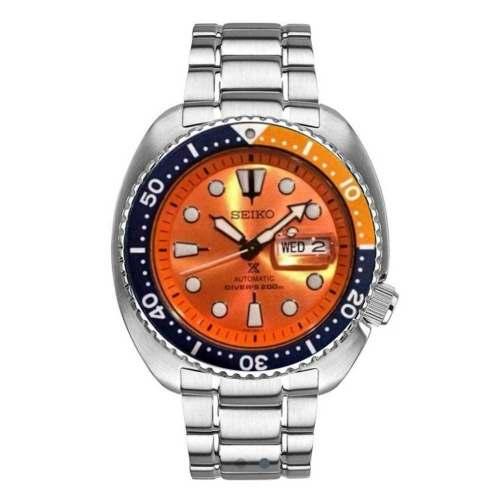 Seiko Turtle SRPC95K1 Orange NEMO Limited Edition Asia